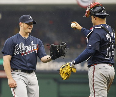 Craig Kimbrel and Pitcher